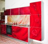 фото кухни с фотовитражами